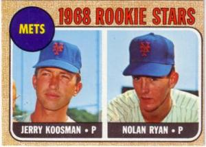 Let's not forget Jerry Koosman