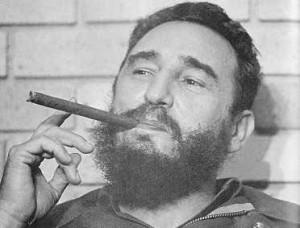 Beard, cigar - gotta be evil