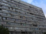 Soviet housing--get rid of a few windows, and you have Wrigley
